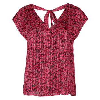 Oblečenie Ženy Blúzky Ikks BS11355-38 Malinová