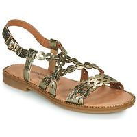 Topánky Ženy Sandále Remonte Dorndorf JULLIA Zlatá