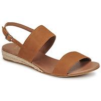 Topánky Ženy Sandále Casual Attitude OLIVE Ťavia hnedá
