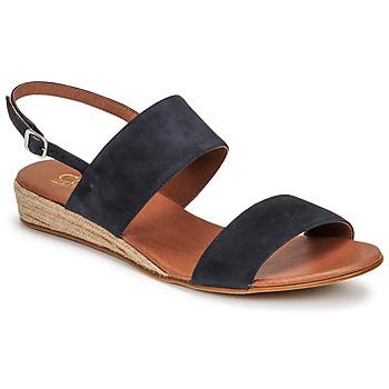 Topánky Ženy Sandále Casual Attitude OLIVE Námornícka modrá