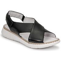 Topánky Ženy Sandále Casual Attitude ODILE Čierna