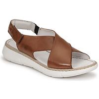 Topánky Ženy Sandále Casual Attitude ODILE Ťavia hnedá