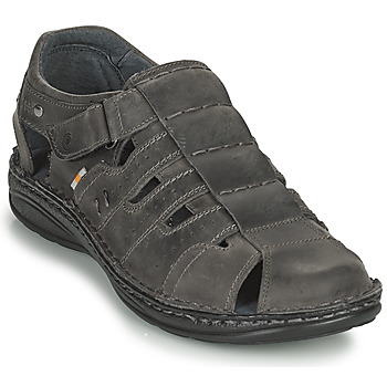 Topánky Muži Sandále Casual Attitude ZIRONDEL Šedá