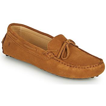 Topánky Ženy Mokasíny Casual Attitude ODELLE Ťavia hnedá
