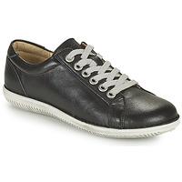 Topánky Ženy Derbie Casual Attitude OULETTE Čierna