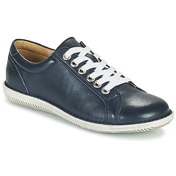 Topánky Ženy Derbie Casual Attitude OULETTE Námornícka modrá