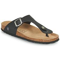 Topánky Ženy Žabky Casual Attitude OXOA Čierna