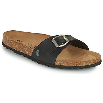 Topánky Ženy Šľapky Casual Attitude OVOA Čierna