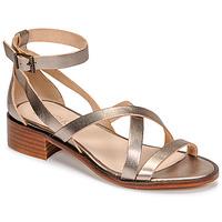 Topánky Ženy Sandále Casual Attitude COUTIL Bronzová