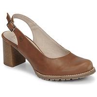 Topánky Ženy Lodičky Casual Attitude OLEA Ťavia hnedá