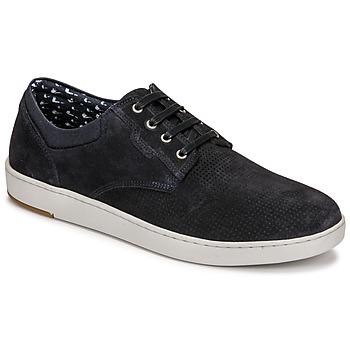 Topánky Muži Derbie Casual Attitude OZON Námornícka modrá