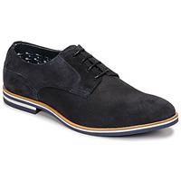 Topánky Muži Derbie Casual Attitude OLEO Námornícka modrá