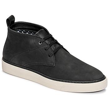 Topánky Muži Polokozačky Casual Attitude OLEO Čierna