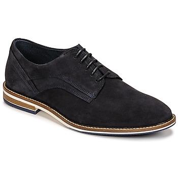 Topánky Muži Derbie Casual Attitude OREMO Námornícka modrá