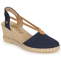 Topánky Ženy Sandále Casual Attitude IPOP Námornícka modrá