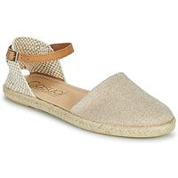 Topánky Ženy Sandále Casual Attitude ONINA Zlatá