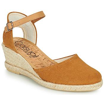 Topánky Ženy Sandále Casual Attitude ONELLA Ťavia hnedá