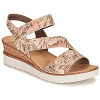 Topánky Ženy Sandále Rieker CASSIE Viacfarebná