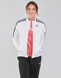 Oblečenie Ženy Vrchné bundy adidas Performance MARATHON JKT W Biela