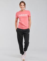 Oblečenie Ženy Tepláky a vrchné oblečenie adidas Performance W E PLN PANT Čierna