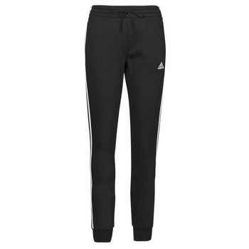 Oblečenie Ženy Tepláky a vrchné oblečenie adidas Performance W 3S FL C PT Čierna