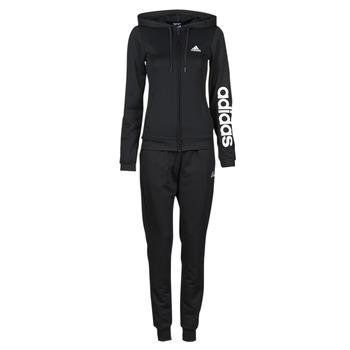 Oblečenie Ženy Súpravy vrchného oblečenia adidas Performance W LIN FT TS Čierna