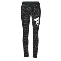 Oblečenie Ženy Legíny adidas Performance W WIN TIGHT Čierna