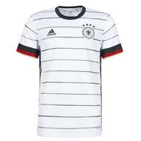 Oblečenie Muži Tričká s krátkym rukávom adidas Performance DFB H JSY Biela