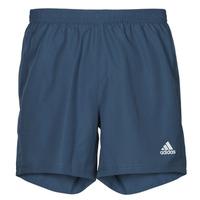 Oblečenie Muži Šortky a bermudy adidas Performance RUN IT SHORT Modrá