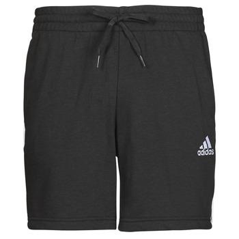 Oblečenie Muži Šortky a bermudy adidas Performance M 3S FT SHO Čierna