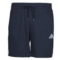 Oblečenie Muži Šortky a bermudy adidas Performance M 3S FT SHO Modrá