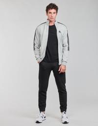 Oblečenie Muži Súpravy vrchného oblečenia adidas Performance M 3S FT TT TS Šedá