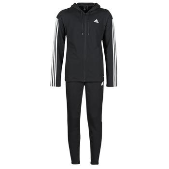 Oblečenie Muži Súpravy vrchného oblečenia adidas Performance M Rib Tracksuit Čierna