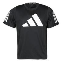 Oblečenie Muži Tričká s krátkym rukávom adidas Performance FL 3 BAR TEE Čierna