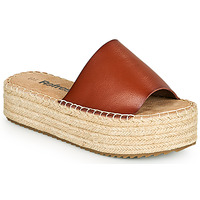 Topánky Ženy Šľapky Refresh ETINNA Ťavia hnedá