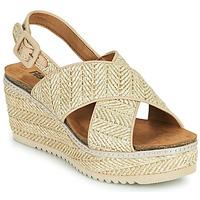Topánky Ženy Sandále Refresh AMELA Béžová