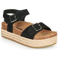 Topánky Ženy Sandále Refresh KINNA Čierna