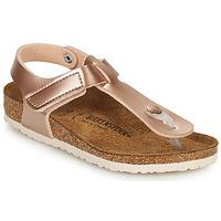 Topánky Dievčatá Žabky Birkenstock KAIRO HL Ružová