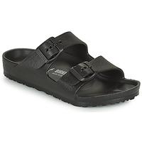 Topánky Deti Šľapky Birkenstock ARIZONA EVA Čierna