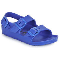 Topánky Chlapci Sandále Birkenstock MILANO EVA Modrá