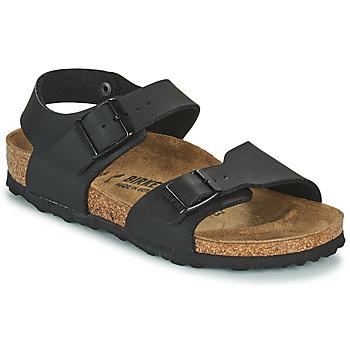 Topánky Chlapci Sandále Birkenstock NEW YORK Čierna