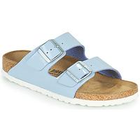 Topánky Ženy Šľapky Birkenstock ARIZONA Modrá