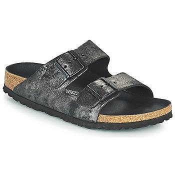 Topánky Ženy Šľapky Birkenstock ARIZONA Čierna
