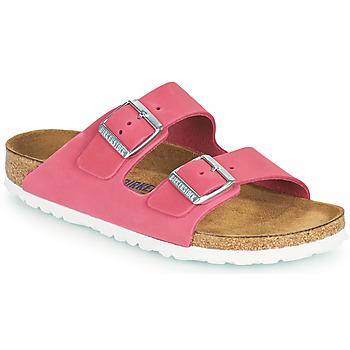 Topánky Ženy Šľapky Birkenstock ARIZONA SFB Ružová