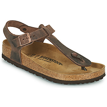 Topánky Ženy Žabky Birkenstock KAIRO Hnedá