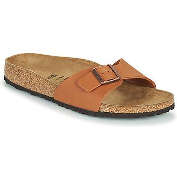 Topánky Ženy Šľapky Birkenstock MADRID Hnedá