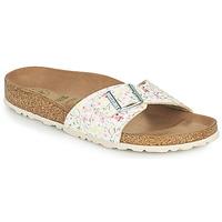 Topánky Ženy Šľapky Birkenstock MADRID Biela