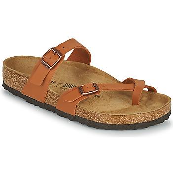 Topánky Ženy Šľapky Birkenstock MAYARI Hnedá