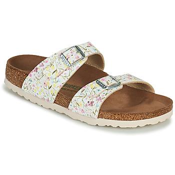 Topánky Ženy Šľapky Birkenstock SYDNEY Biela