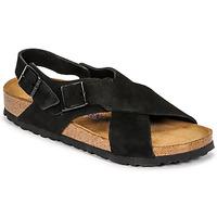 Topánky Ženy Sandále Birkenstock TULUM SFB Čierna